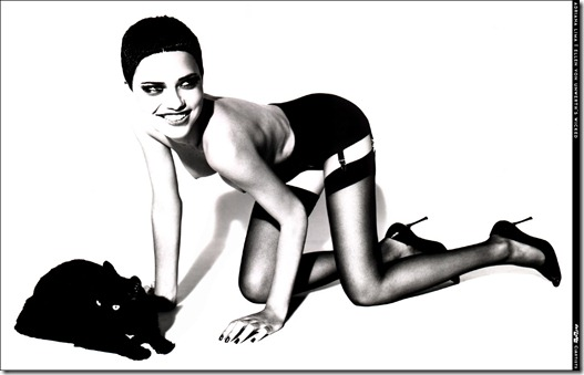 Adriana Lima livro Wicked by Ellen Von Unwerth  (12)