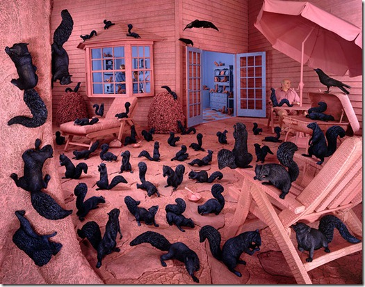 A arte de Sandy Skoglund (more freak show blog) (5)