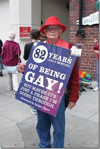 ser gay não é opção nem fase