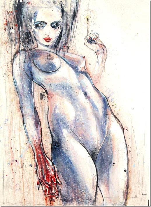 arte gráfica desenhos e ilustrações Ben tour  paints (4)