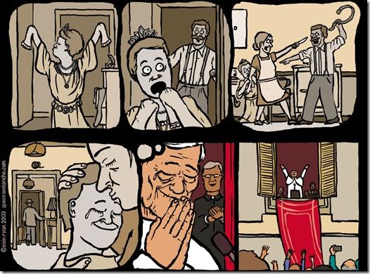 Seleção de Tirinhas more freak show blog (2)