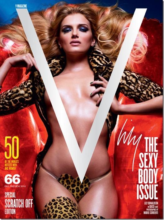 V magazine cover   The Sexy Body Issue1 sabeli Fontana, Adriana Lima, Lily Donaldson, Eniko Mihalik e Natasha Poly  (4)