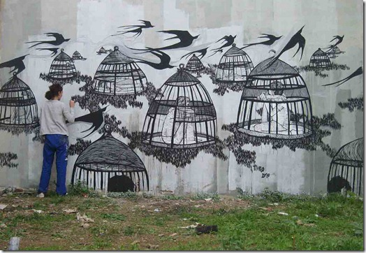 Street Art hyuro  (10)