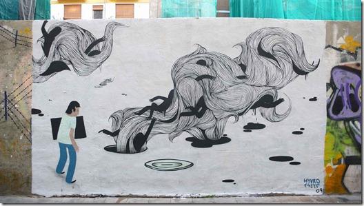 Street Art hyuro  (9)