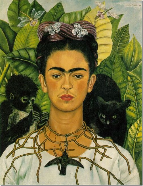 Frida Kahlo Fotos e Frases (1)