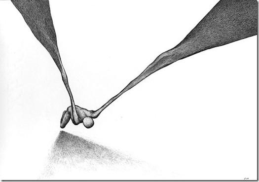 Alex Andreyev surreal desenhos (3)