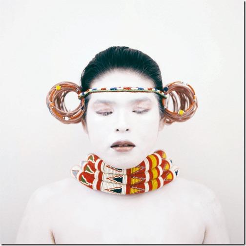 Auto Retratos kimiko yoshida art (34)