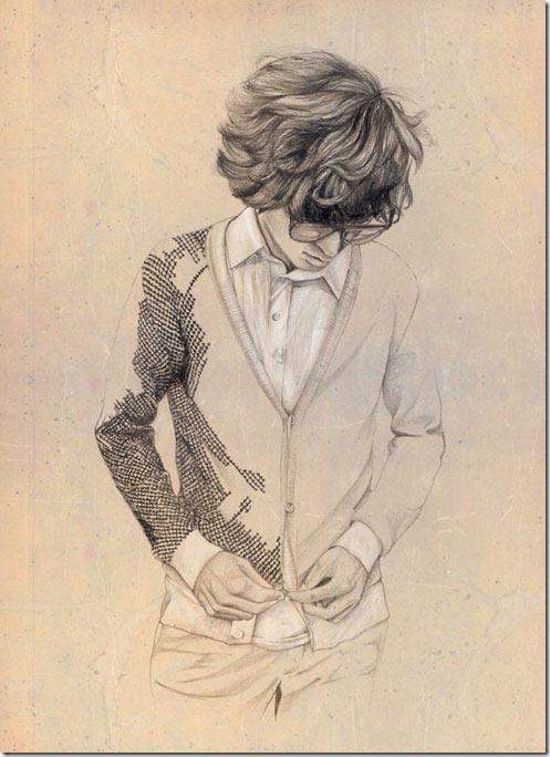 Fashion Ilustração  Caroline Andrieu  Portfólio (15)