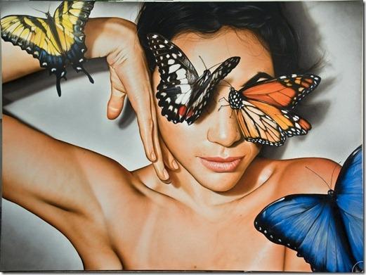 Victor Rodriguez Portfólio Pintura Ultra Realista (7)