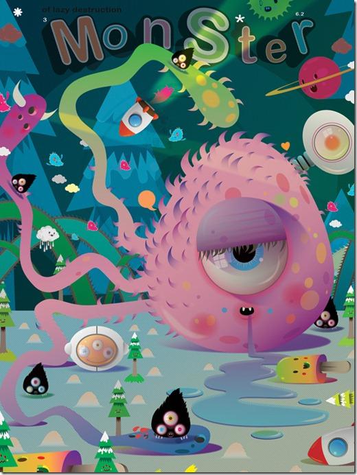 Poked estudio de art design gráfico 3d ilustração animação (8)