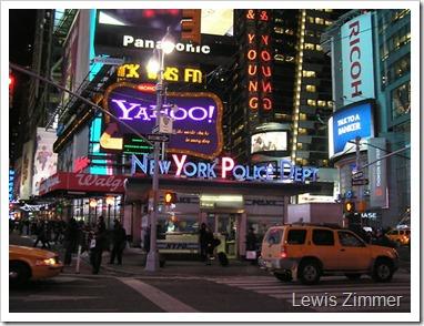 New york Lewis