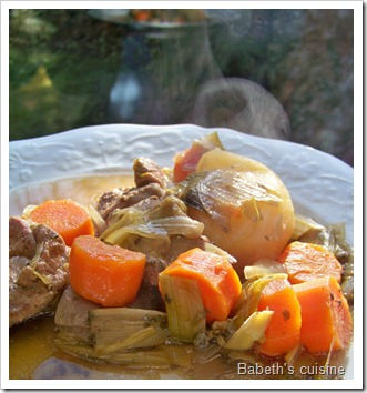 irish stew assiette