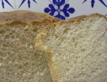 pain de mie coupé