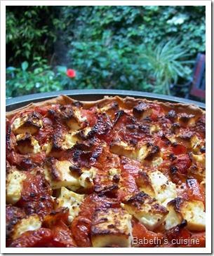 tarte aux tomates confites 1
