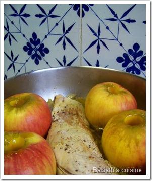 filet mignon curry pommes avant cuisson