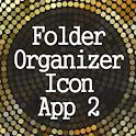 Icon App 2 Folder Organizer icon