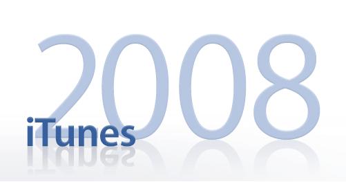 iTunes 2008