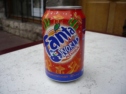 Fanta Mexico. Tambien conocida como Jarabe. : Fanta Mexico Photos ...