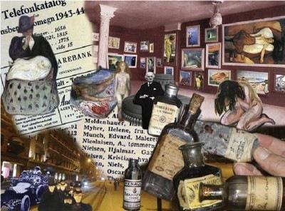 Bedri Baykam, Munch, une vie, 2010
