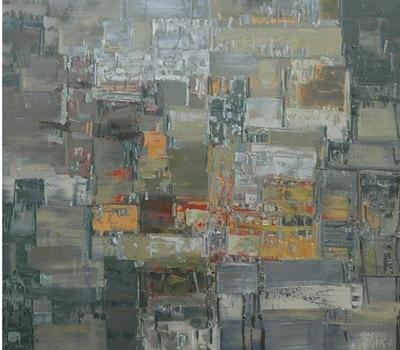 Peinture de Mohamed AKSOUH, 2003