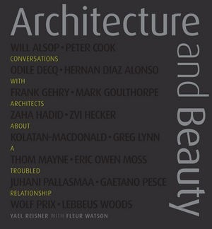 Architecture and Beauty. Book Cover. Wiley, 2010