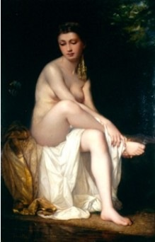 La  FEMME  dans  l' ART - Page 7 Charles_zacharie_landelle2