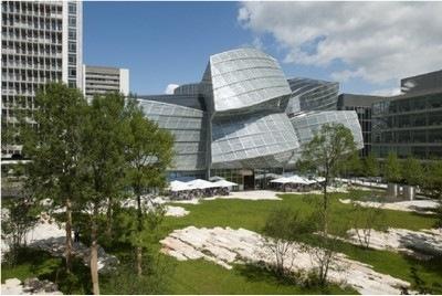 Fabrikstraße 15 - Frank O. Gehry : Bâle Thomas Mayer