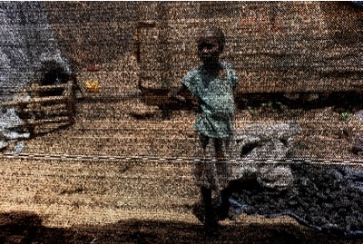 STANLEY GREENE. Haïti, 2010