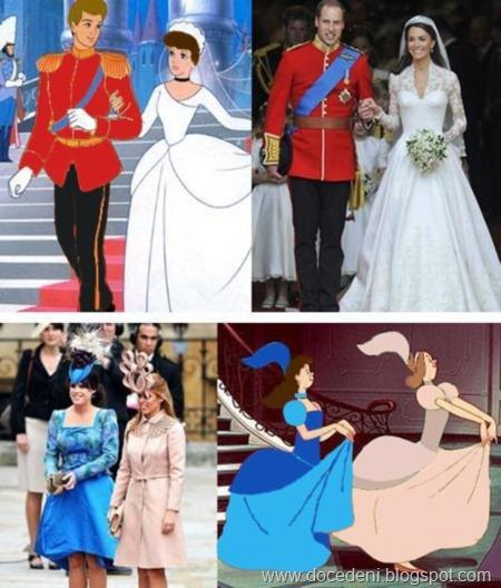 casamento do príncipe