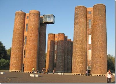 Bio towers