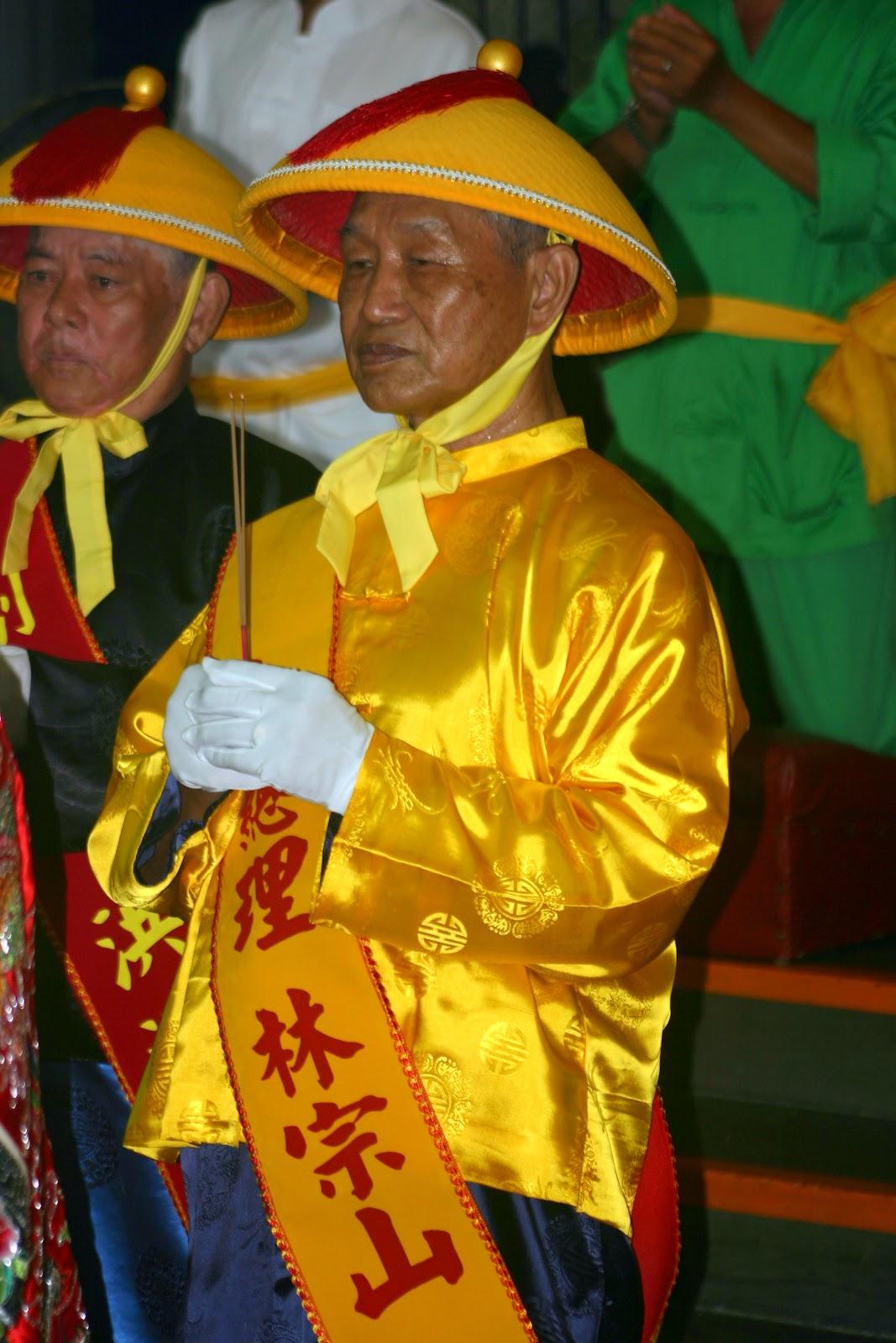 東港迎王『一生中一定要參與一次的台灣傳統文化祭典』