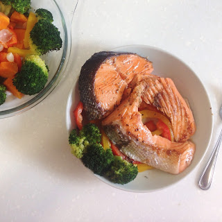 Super Easy Pan-fried Salmon