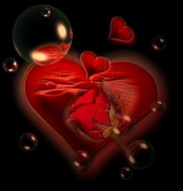 corazones de amor y poemas. Poemas ene secreto defrases de