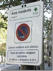 señal catalan