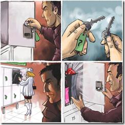 llave taquillas
