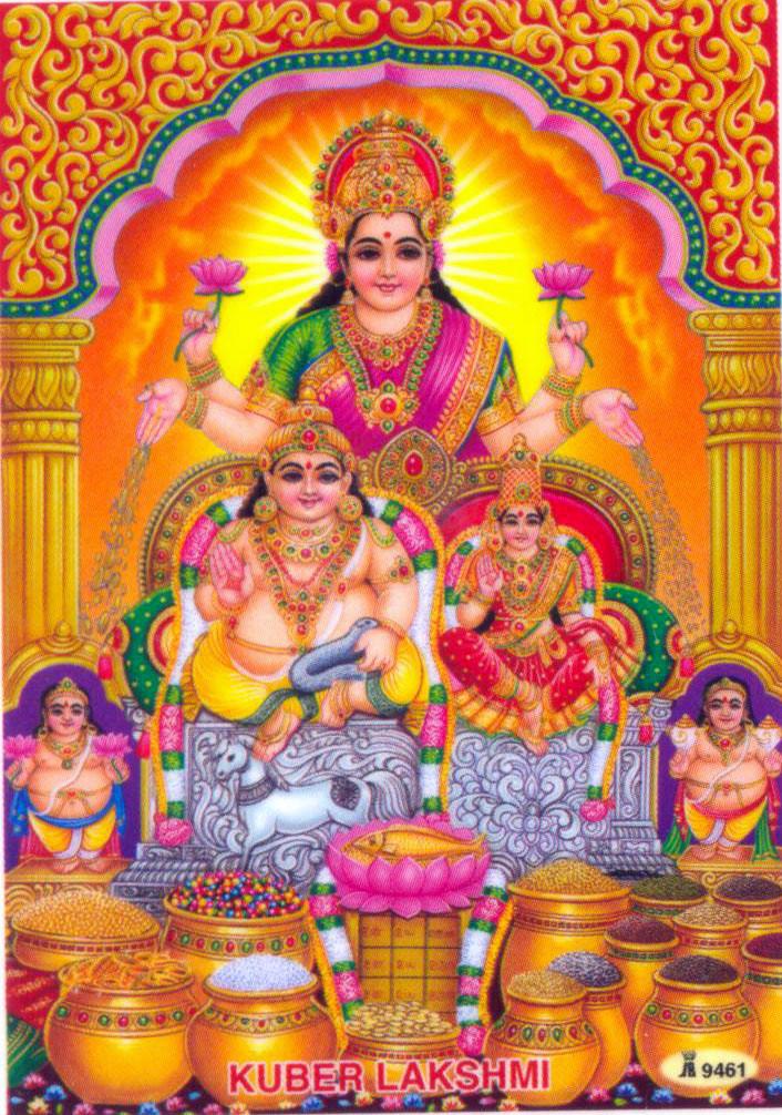 Sri Kubera Ashtothram