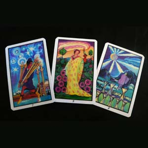 The Major Arcana And Suits In Tarot Cards Cover