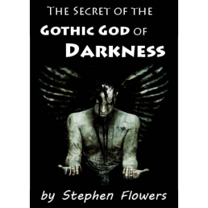 The Secret Of The Gothick God Of Darkness Cover