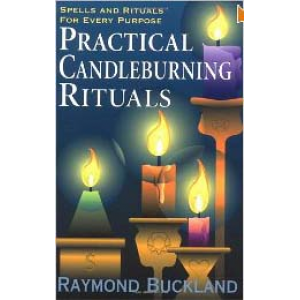 Practical Candleburning Rituals Spells And Rituals For Every Purpose Cover