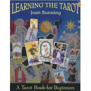 Learning The Tarot A Tarot Book For Beginners Cover