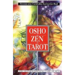 Osho Zen Tarot The Transcendental Game Of Zen Cover