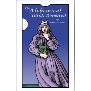 The Alchemical Tarot Renewed Cover