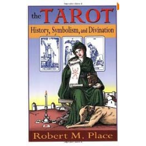 The Tarot History Symbolism And Divination Cover