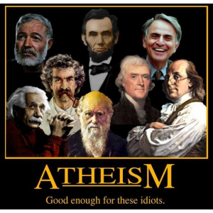 Quotations About Atheism Cover