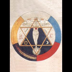 Ordo Rosae Rubeae Et Aureae Crucis Cover