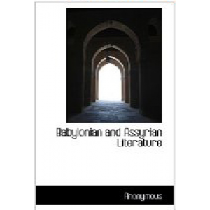 Babylonian And Assyrian Literature Cover