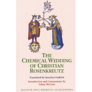 Chymical Wedding Of Christian Rosenkreutz Cover