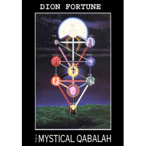 The Mystical Qabalah Cover