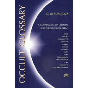 Occult Glossary A Compendium Of Oriental And Theosophical Terms Cover