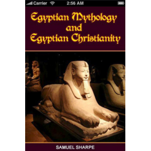 Egyptian Mythology And Egyptian Christianity Cover
